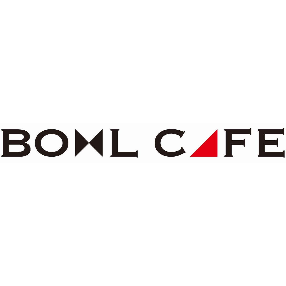 BOWL CAFE メニュー